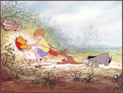 History about Winnie-the-Pooh 6