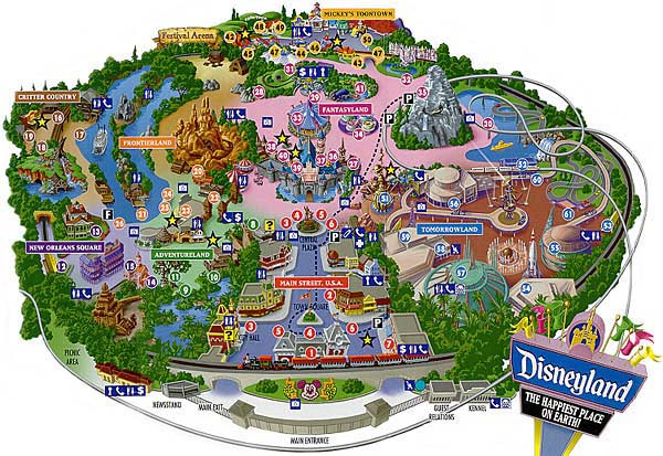 Disneyland sounds from attractions past publicscrutiny Images