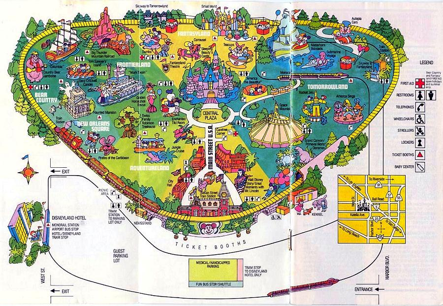 "... Results for ""2015 Printable Disneyland Park Map"" – Calendar 2015"
