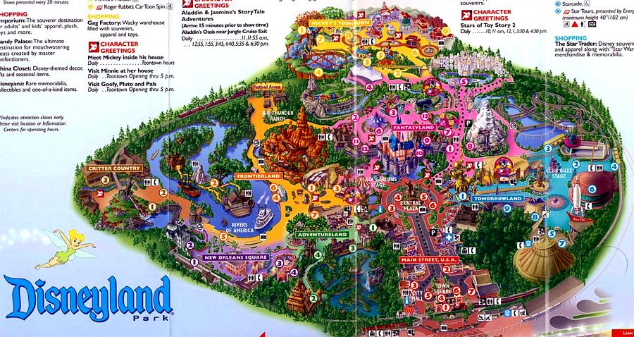 10 Things You Need To Know Before You Visit Disneyland Resort