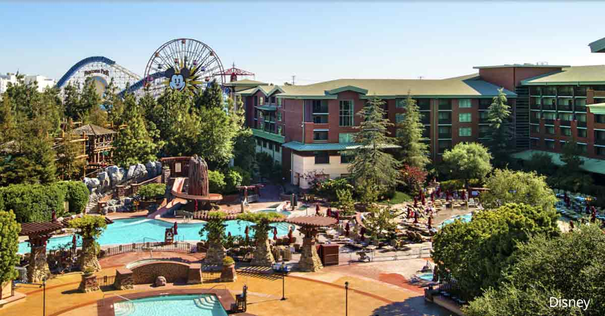 Why The Grand Californian Is The Best Hotel Experience At Disneyland