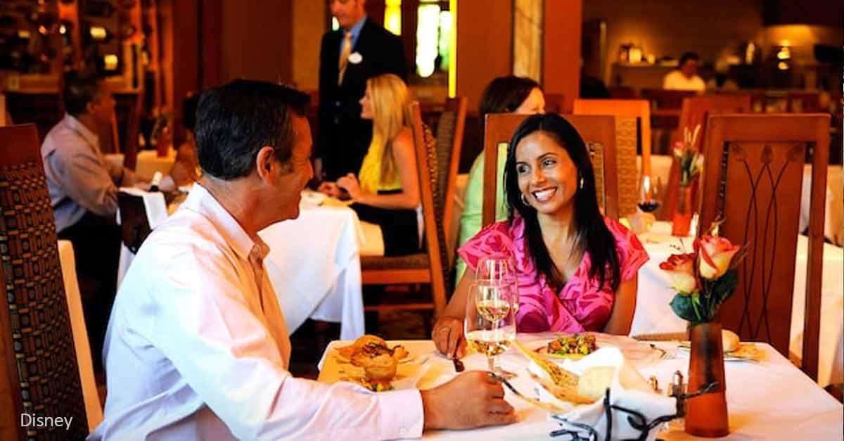 Weve Ranked The Table Service Restaurants At Disneyland Resort - Table service restaurants