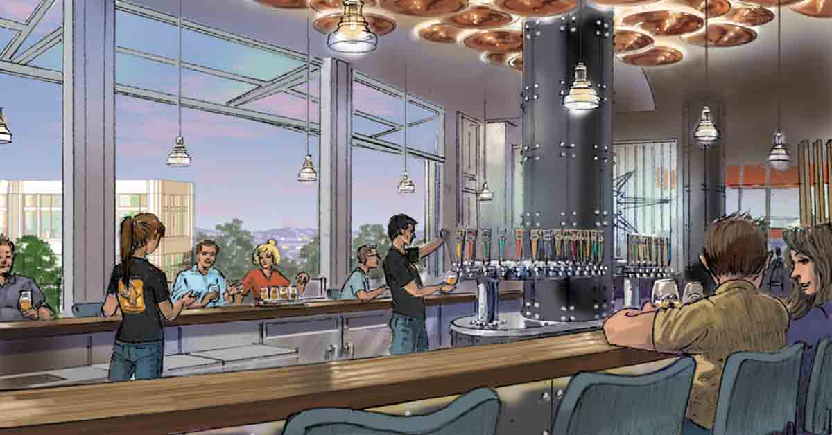 Ballast Point Artist Rendering